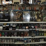 Card protection technology at Fantasy Books and Games