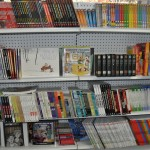 Newspaper comic strips and other books for all audiences at Fantasy Books and Games