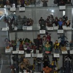More comic character statues at Fantasy Books and Games