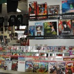 Comics, Statues, and T-shirts are just a start at Fantasy Books and Games